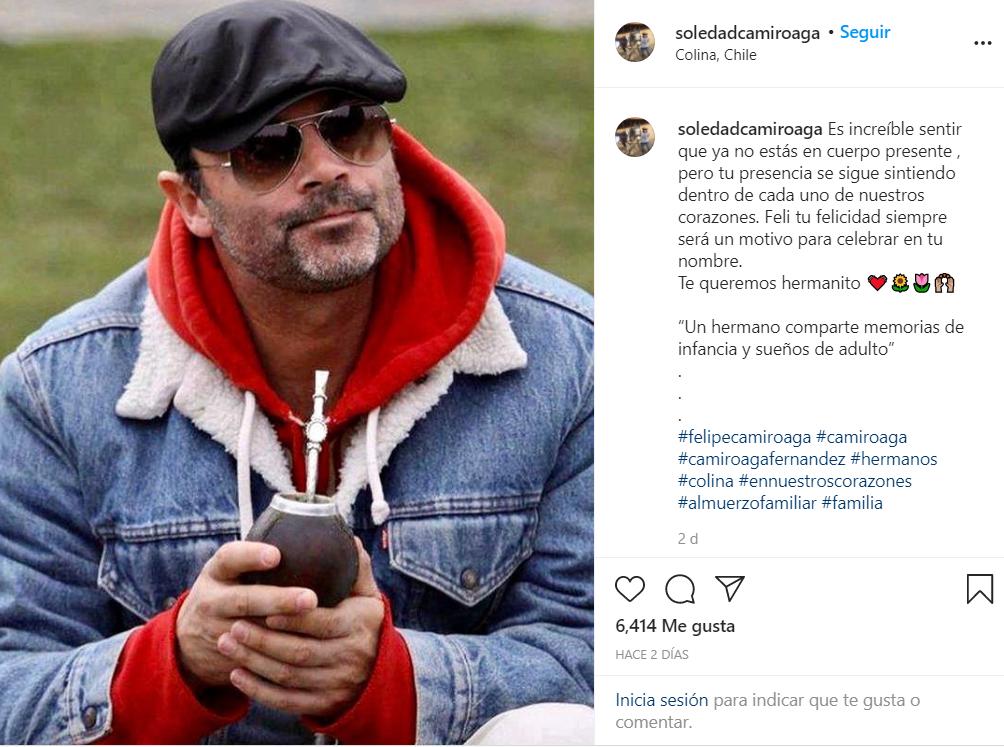 Felipe Camiroaga vive en nuestros corazones.